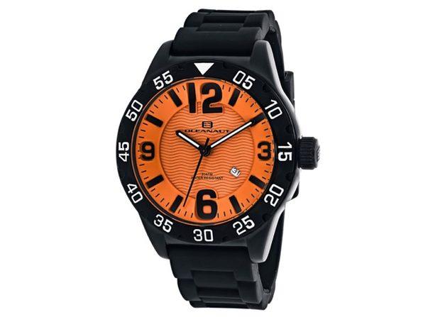 Oceanaut Men's Orange Dial Watch - OC2712 - Product Image