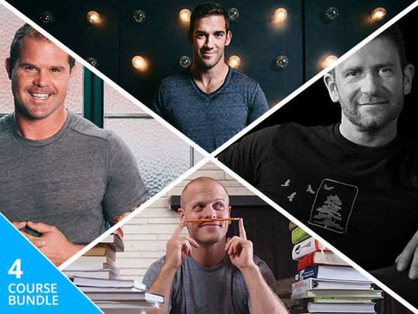 30 Days Of Genius Bundle Feat. Tim Ferriss