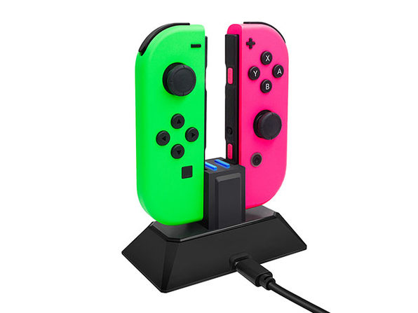 2-in-1 Docking Station for Nintendo Switch Joy-Cons