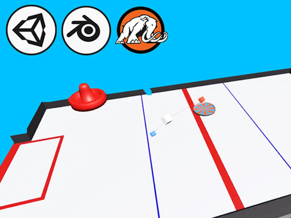 Learn to Code by Making an Air Hockey Game in Unity