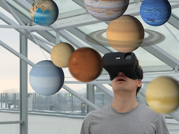 MagiMask + MagiTools: AR Headset & Tracker Objects