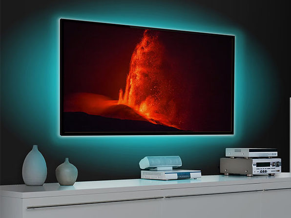 Monster Mounts™ Home Theater TV LED Backlight Kit
