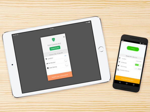 5 Years of VPN in Touch - Mobile VPN Solution - Product Image