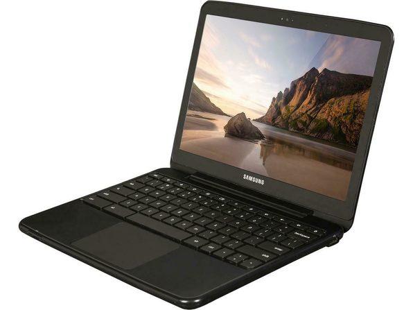 "Samsung XE500C21-AZ2US 12"" Chromebook, 1.66GHz Intel Celeron, 2GB RAM, 16GB SSD, Chrome, (Grade B)"